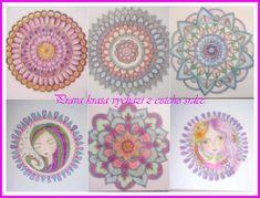 Decorative Plates, Mandala, Creativity, Home Decor, Decoration Home, Room Decor, Interior Design, Home Interiors, Mandalas