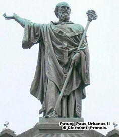Sejarah Mengerikan Paus Urbanus ll dan Permusuhannya Terhadap Islam http://news.beritaislamterbaru.org/2017/06/sejarah-mengerikan-paus-urbanus-ll-dan.html