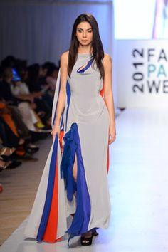 Ayesha Hassan collection at Pakistan Fashion Week 2012