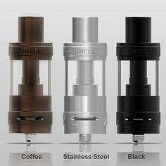 Uwell Crown 2 Tank - Build A Vape