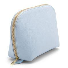 Travel Case Set Pastel Blue