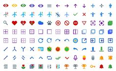 FREE 1000 Material Design Icons http://blog.templatemonster.com/2016/04/26/40-free-material-design-resources-for-designers/