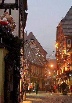 Ribeauvillé, Alsace, France | by insta_ksou