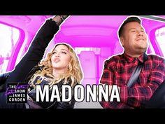 Joe's Song Of The Day: Carpool Karaoke: Madonna!   http://joessongoftheday.blogspot.com/2016/12/carpool-karaoke-madonna1.html  #carpoolkaraoke #jamescorder #madonna