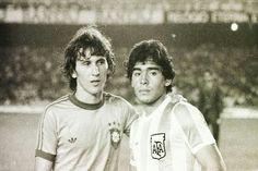 Zico - Maradona