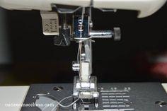 Guida alla scelta dell'ago per cucire a macchina: tabella di combinazione ago - filo - lunghezza del punto