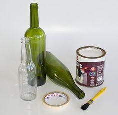 14 ideias para reaproveitar garrafas de vidro