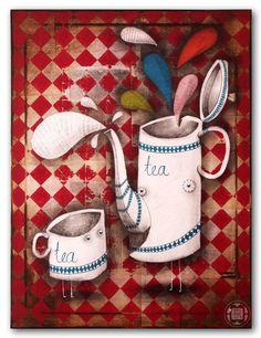 Tea  http://pantonedesign.blogspot.com/
