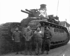 FCM Char 2-C monster, pin by Paolo Marzioli