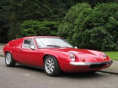 Lotus Europa For Sale (1969)