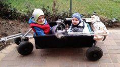 ulfBo faltbarer Bollerwagen. Sie lieben ihn! ulfbo.info