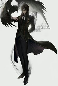 Sebastian Michaelis Black Butler did any one ever think that Sebastian from black butler and alucard from hellsing look a bit like echother Black Butler Sebastian, Black Butler Anime, Black Butler 3, Black Butler Cosplay, Black Butler Crossover, Black Butler Texts, Black Cat Anime, Film Anime, Anime Art