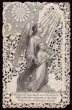 Старые католические открытки (часть 2). Обсуждение на LiveInternet - Российский…