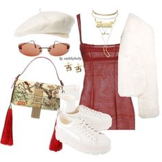 A fashion look from May 2017 featuring distressed shorts, open toe sandals and canvas tote bags. Browse and shop related looks. Boujee Outfits, Retro Outfits, Polyvore Outfits, Trendy Outfits, Fashion Outfits, Polyvore Fashion, Aesthetic Fashion, Aesthetic Clothes, Outfit Goals