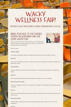 Health Fair Themes