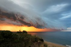 Storm over Cape Cod by J.Georges