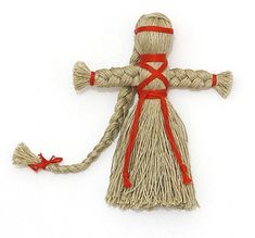 linen yarn doll Love this.I used to make yarn dolls like this as a kid (minus the braids). The boy ones had tied legs. The red trim is like tied straw christmas goats, very Swedish-looking even though I think the tutorial is in Russian. Doll Crafts, Yarn Crafts, Peg Doll, Kids Christmas, Christmas Crafts, Diy Crafts For Kids, Arts And Crafts, Yarn Dolls, Dolls Dolls