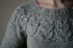 Owl Knitting Pattern