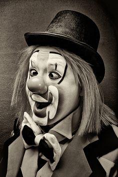 Mexican Clowns [Vintage] - Nicola Ókin Frioli - Photography