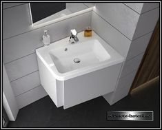 Mobilier baie suspendat asimetric Ravac 10 Angles, Lavabo D Angle, Sink, Bathroom, Design, Home Decor, Toilets, Gallery, Blouse