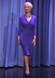 Helen Mirren Celebraty