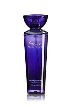 Nice Bath & Body Works Forever Midnight Fine Fragrance Mist 8 oz (236 ML)