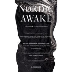 Welcome to NORDIC AWAKE SHOWROOM #invitation #showroom #sustainablefashion #nordic #nordicdesign #pfw #paris #fashion #fashionweek #institutfinlandais #finnishdesign #finnishfashion #lovia #uneins #baibaripa #ritualhelsinki #nordicawakeshowroom by nordicawakeshowroom