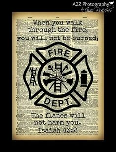Fire Fighter flames will not harm you dictionary photography print Firefighter Family, Firefighter Paramedic, Firefighter Decor, Firefighter Quotes, Volunteer Firefighter, Firefighter Pictures, Firefighter Stickers, Paramedic Gifts, Female Firefighter
