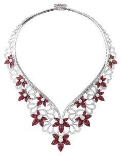Van Cleef & Arpels jewelry of Oriental dance party - necklace - dazzling jewelry - jewelry Bijoux Van Cleef And Arpels, Beautiful Gifts, Oriental, Jewelery, Jewelry Watches, Fine Jewelry, Handmade Jewelry, Fashion Jewelry, Bling