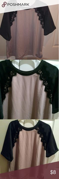 I just added this listing on Poshmark: Old Navy Lace Trim sweatshirt top. #shopmycloset #poshmark #fashion #shopping #style #forsale #Old Navy #Tops