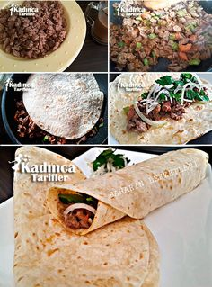Tantuni Recipe, How To Turkish Recipes, Italian Recipes, Meat Recipes, Healthy Recipes, Fresh Fruits And Vegetables, Middle Eastern Recipes, Iftar, Quinoa, Healthy Foods To Eat