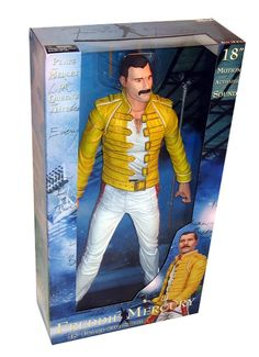 FREDDIE MERCURY ACTION FIGURE!...i think i need this :)