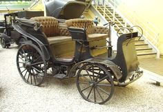 The first motor car in Central Europe was produced by Czech company Nesselsdorfer Wagenbau (later renamed to Tatra) in 1897, the Präsident automobil.