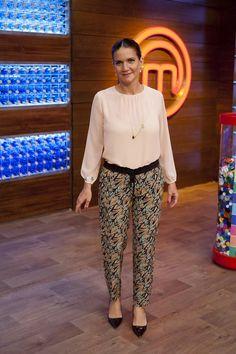 Samantha de España #wearinghoss AW14 trousers