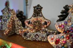 Still available... Reinvent your Christmas tree this year and get your own jewelled tree that will shine ever year #christmastree #gift #christmas gift #christmas #perfect gift #jewelled christmas tree