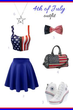 4th of July Outfit for Teens