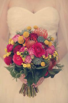 Wedding Flowers Bridal Aimee