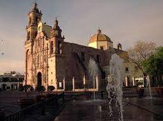 templo de san marcos.  aguascalientes mexico