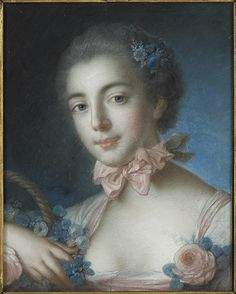 Portrait of Madame de Pompadour by Francois Boucher (this looks very different from some of the other portraits) Graphics Fairy, Free Graphics, China Painting, Art Graphique, Illustrations, French Art, Marie Antoinette, Belle Photo, Vintage Images