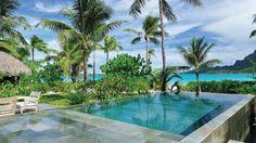 Bora Bora Three-Bedroom Beachfront Villa Estate | Four Seasons Resort Bora Bora