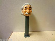 "pez dispensers fantasy | PEZ~FANTASY~ ""Albert Einstein""~Working, Different & Unique~Wowsers ..."