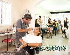 Cursos de maquiagem profissional francesa Belo Horizonte Minas Gerais LE MAQUILLAGE
