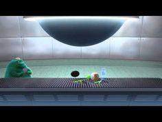 Unas risas. Pixar, cómo no.