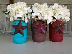 Texas Star by Jarabels on Etsy, $35.00