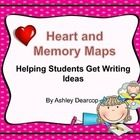 A great resources for kickstarting your Writing Workshop!  Brainstorming or Prewriting is one of the hardest parts of the process.  2 Lessons & 6 different printables to choose from!