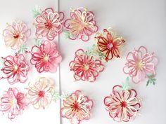 Handmade: Flori exotice Pastel, Day, Floral, Flowers, Cake, Royal Icing Flowers, Flower, Flower, Crayon Art