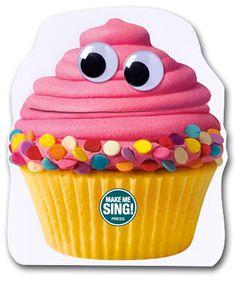 Ecard Cake Senora Song Video Personalized Lyrics