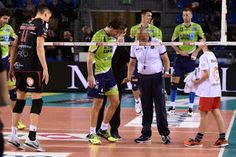 VISTO DAL basso    : (fanta)VOLLEY Lube anti pioggia: play off al Foro ...