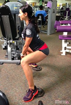 Buns & Thighs: 2 exercises for hard-to-target areas