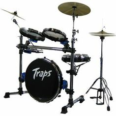 pearl rhythm traveler pod 5 pc kit w hardware cymbals wine red 419 drums percussion. Black Bedroom Furniture Sets. Home Design Ideas